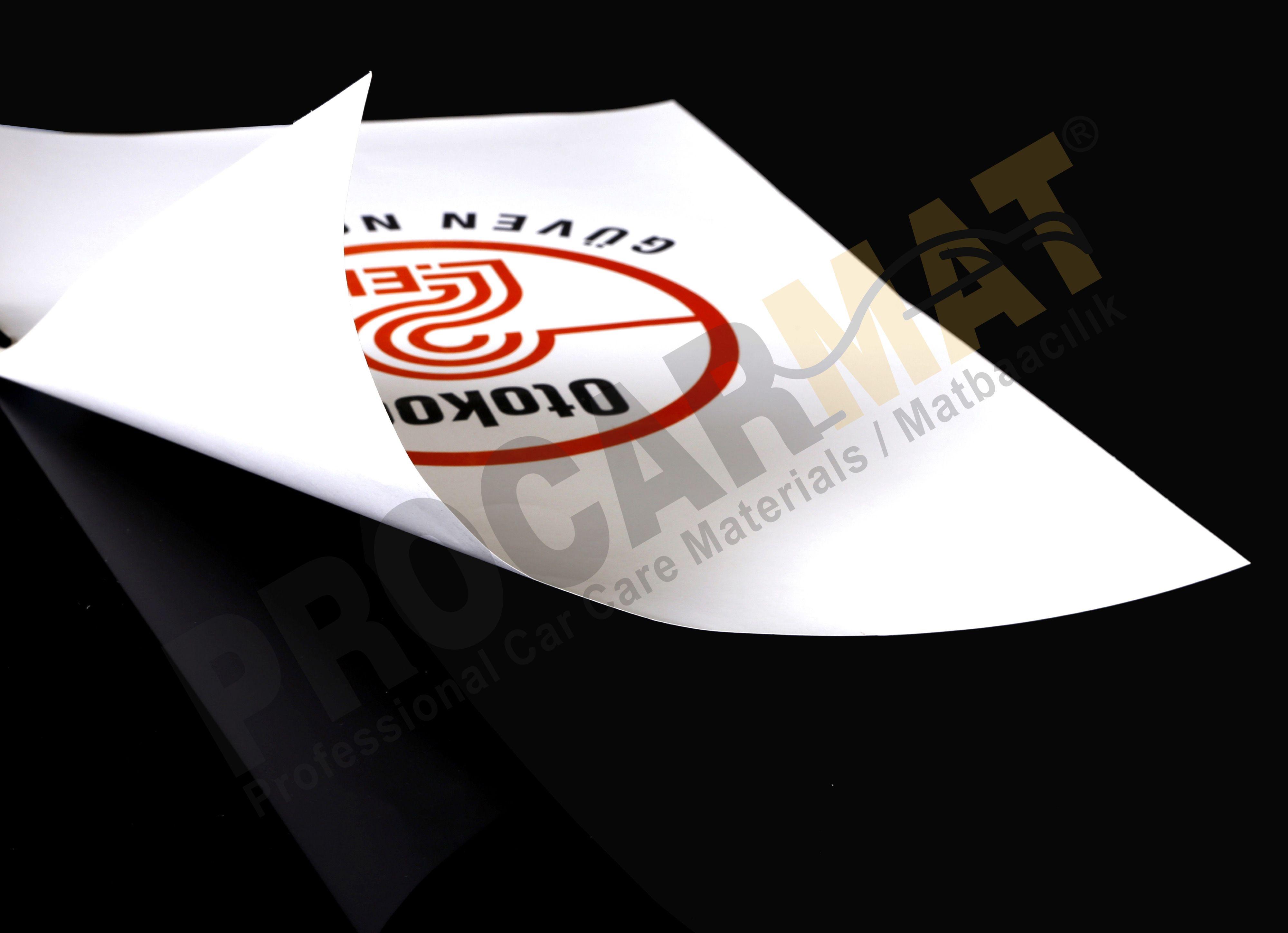 Beyaz Kağıt Paspas